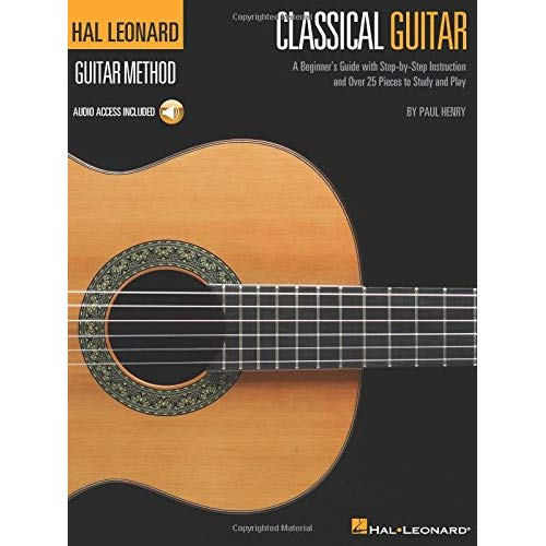 Classical Guitar Method by Paul Henry