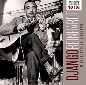 Django Reinhardt Milestones of a Legend (10 CDs)