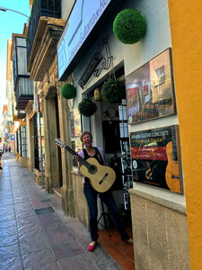 Evening Concerts @ 7pm - Ronda Guitar House