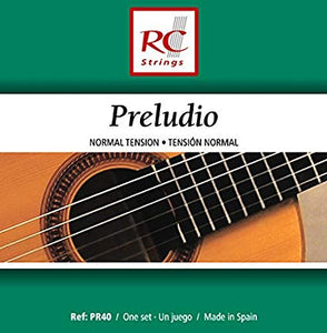 Royal Classics PR40 Preludio Normal Tension - Ronda Guitar House
