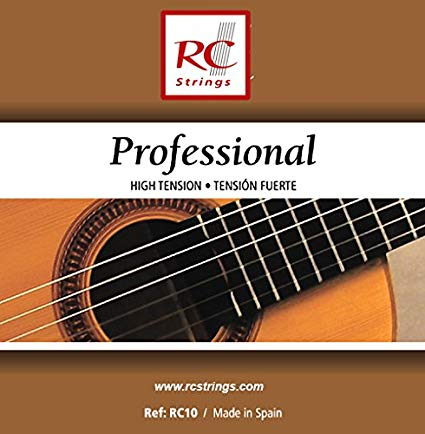 Royal Classics RC10 Professional High Tension - Ronda Guitar House
