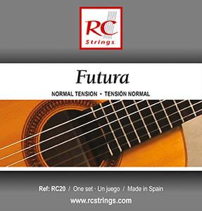 Royal Classics RC20 Futura High Tension - Ronda Guitar House