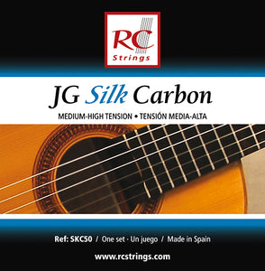 Royal Classics SKC50 JG Silk Carbon Normal Tension - Ronda Guitar House