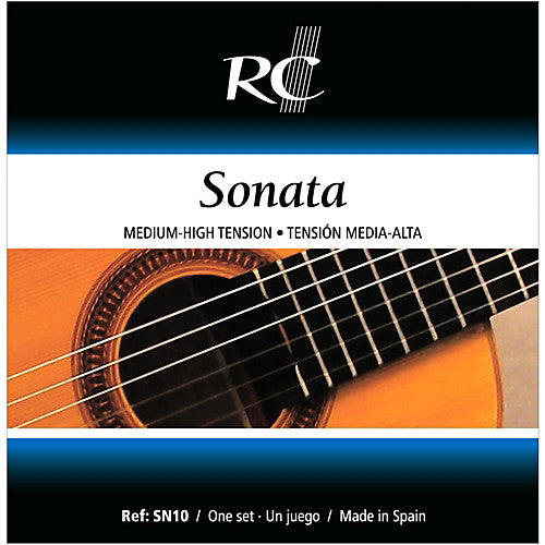 Royal Classics SN10 Sonata Normal Tension - Ronda Guitar House