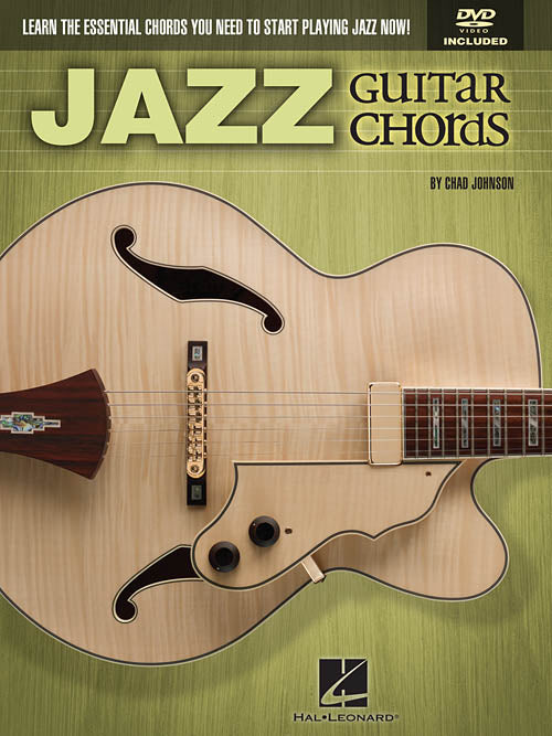 Jazz Guitar Chords by Chad Johnson