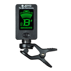 Joyo Clip-on Tuner (8th Anniversary) - Ronda Guitar House
