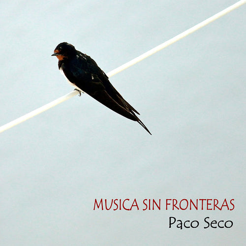 Paco Seco  'Music Without Borders' CD - Ronda Guitar House