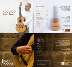 Paco Seco 2 CD offer