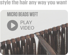 Patented Micro Beads Weft by Chade Fashions