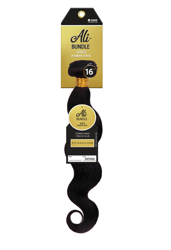 ALI Bundle Body Wave Human Hair Remi Weave - AD (10