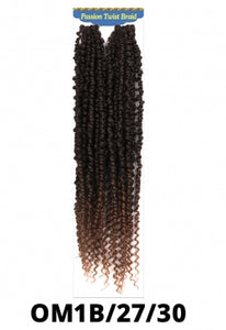 "Ali Tress Passion Twist 22 "" (1/50, 24 Strands) - APT22X2"