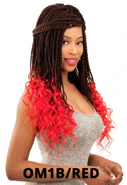 Ali Tress Senegalese Twist with Loose Wave 20