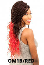 "Ali Tress Senegalese Twist with Loose Wave 20"" (1/50, 75 Strands) - ASTL20X3"