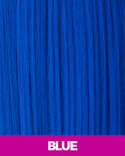 Amour Synthetic Super Silky Jumbo Braid Bp15 Blue Synthetic Hair Braids