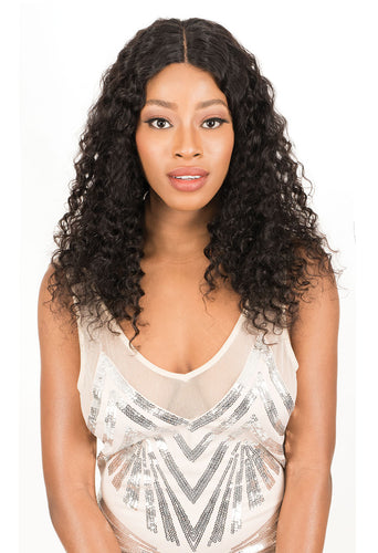Ali Bundle Wig 4x4 HD Human Hair Lace Front Wig - Pineapple 20