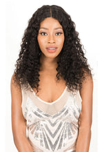 "Ali Bundle Wig 4x4 Human Hair Lace Front Wig HD Lace - Pineapple 12""14""16""+12""closure - HDW44P2"
