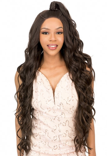 Magic Lace Front Wig Round Part - MLR73