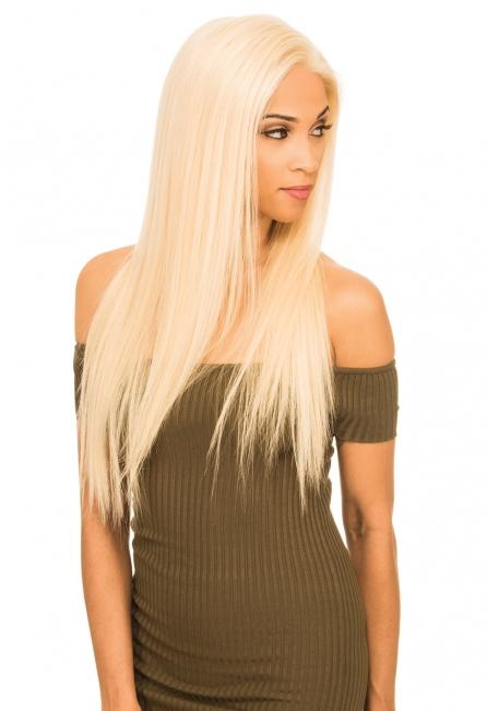 ALI 10A Full Lace Wig - Straight 26 (hair length 20) - A10AFS26 Human Hair Full Lace Wig
