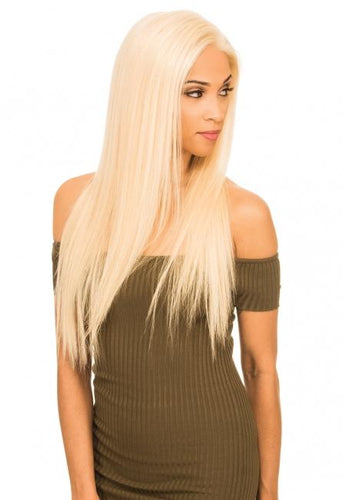 ALI 10A Full Lace Wig - Straight 30 (hair length 24) - A10AFS30 Human Hair Full Lace Wig