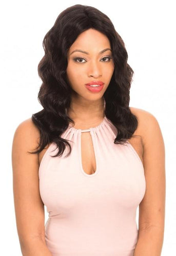 Ali 7A 360 Frontal Lace Wig 18 - Ocean Wave A7360O Synthetic Hair Lace Front Wigs
