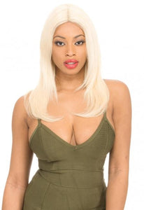 Ali 7A 360 Frontal Lace Wig 20 - Straight Blonde - A7360SB Human Hair Remi Lace Front Wigs