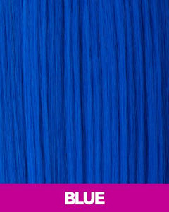 Amour Kanekalon Afrelle Braid BA15T BLUE Synthetic Hair Braids