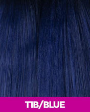 AMOUR NATTY HAVANA SLIM MEGA TWIST 8+10+12 (1/50) NHSM81012 T1B/BLUE Synthetic Hair Braids