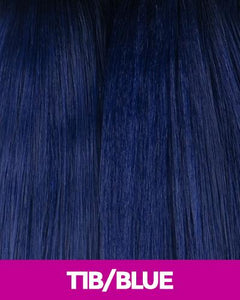 AMOUR NATTY SENEGAL TWIST BIG INDIVIDUAL LOC 12 TRIPLE PACK (1/100) NSTB12I T1B/BLUE Synthetic Hair Braids