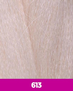 AMOUR SYNTHETIC SUPER SILKY JUMBO BRAID BP15 613 Synthetic Hair Braids