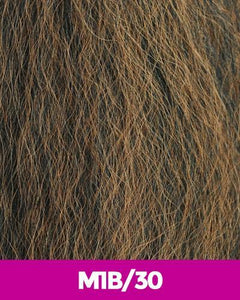 AMOUR SYNTHETIC SUPER SILKY JUMBO BRAID BP15 M1B/30 Synthetic Hair Braids