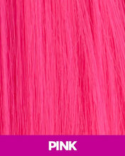 AMOUR SYNTHETIC SUPER SILKY JUMBO BRAID BP15 PINK Synthetic Hair Braids