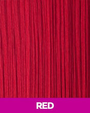 AMOUR SYNTHETIC SUPER SILKY JUMBO BRAID BP15 RED Synthetic Hair Braids