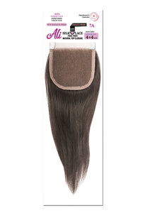 Brazilian Color Bundle 4x4 Lace Closure (10 12 14 inches) - Straight BBC44S Top Closures