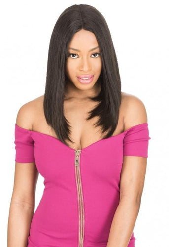Brazilian Virgin Remi Lace Wig 29 (Center Lace Part) - BVWL29 Human Hair Remi Lace Front Wigs