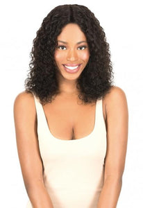 Chade Ali 7A 360 Frontal Lace Wig 16 - Bohemian Wave - A7360H Human Hair Remi Lace Front Wigs