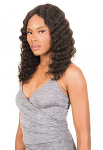 Chade Ali 7A 360 Frontal Lace Wig 18 - New Deep - A7360N Human Hair Remi Lace Front Wigs