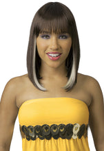 CUTIE COLLECTION BOB KK/TOYO SYNTHETIC HAIR WIG CT06 Synthetic Hair Wigs
