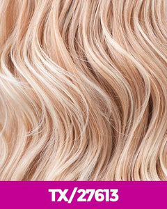 CUTIE COLLECTION CURLY LONG KK/TOYO SYNTHETIC HAIR WIG CT12 TX/27613 Synthetic Hair Wigs