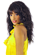 CUTIE COLLECTION CURLY LONG KK/TOYO SYNTHETIC HAIR WIG CT12 Synthetic Hair Wigs
