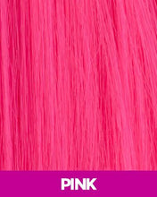 CUTIE COLLECTION MEDIUM LAYERED KK/TOYO SYNTHETIC HAIR WIG CT03 PINK Synthetic Hair Wigs