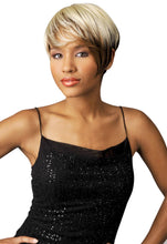 CUTIE COLLECTION SOFT RELAED (TAPE PROCESSED) UNBALANCED SHORT KK/TOYO SYNTHETIC HAIR WIG CT23 Synthetic Hair Wigs