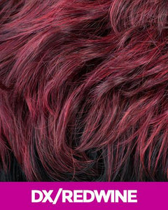 MAGIC LACE ANY PART SYNTHETIC HAIR WIG MLA68 DYX/RED_WINE Synthetic Hair Lace Front Wigs