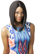 MAGIC LACE SYNTHETIC HAIR CURVED PART WIG MLC159 Synthetic Hair Lace Front Wigs
