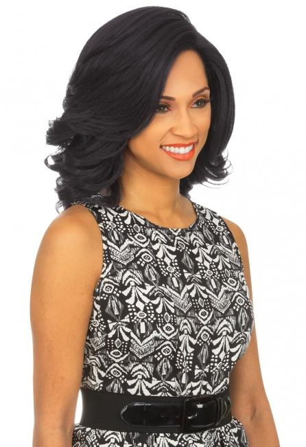 MAGIC LACE U-SHAPE LACE FRONT WIG - MLU06 Synthetic Hair Lace Front Wigs