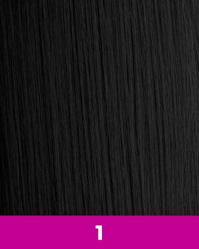 New Born Free - Brazilian Black Label 100% Human Hair Multi (Straight) 8 and 10 BLM810 1 Human Hair Weaves