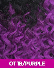 New Born Free - Brazilian Black Label 100% Human Hair Ocean Wave 10 BLO10 Human Hair Remi Weaves