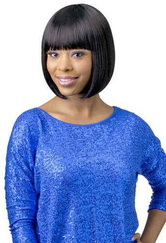 New Born Free Cutie Collection Synthetic Full Wig - CT10 Synthetic Hair Wigs