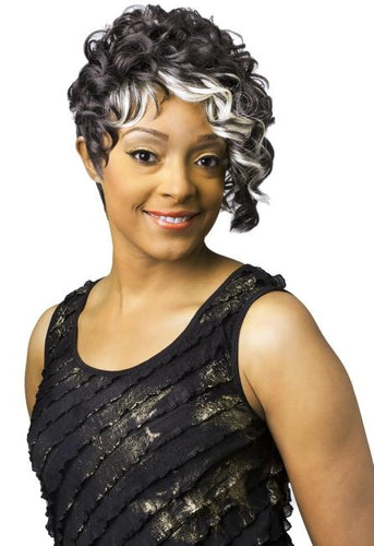 New Born Free Cutie Collection Synthetic Full Wig - CT18 Synthetic Hair Wigs