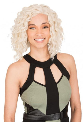 New Born Free Cutie Collection - Synthetic Hair Half Wig - CT149 Synthetic Hair Half Wigs