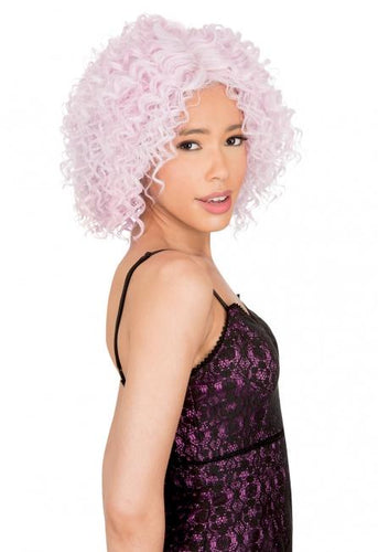 New Born Free Cutie Collection - Synthetic Hair Half Wig - CT150 Synthetic Hair Half Wigs